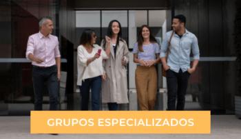 Grupos Especializados