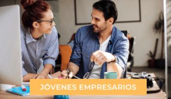 Jóvenes empresarios