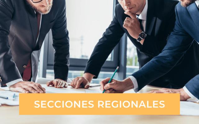 Secciones Regionales